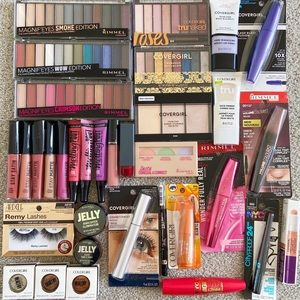 Massive Makeup Lot - All Items Brand New!!